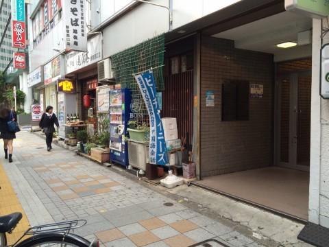 そば割 烹越佐庵 新宿西口店